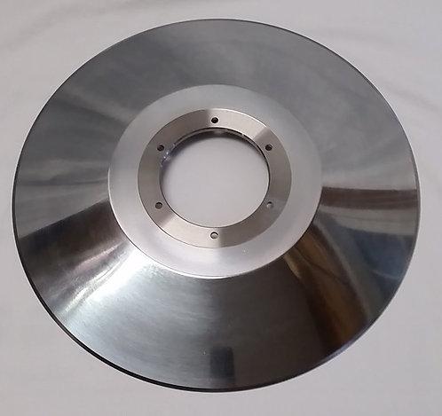 GLOBE Blade Fits Models: G12 C12 G12A - Hard Chrome