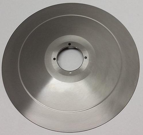 """Globe Model GC512 Slicer Blade - 12"""" Diameter - Stainless Steel"""
