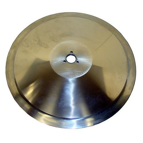 "GLOBE Chefmate GC12,GC12D - 12"" Diameter - Hard Chrome"