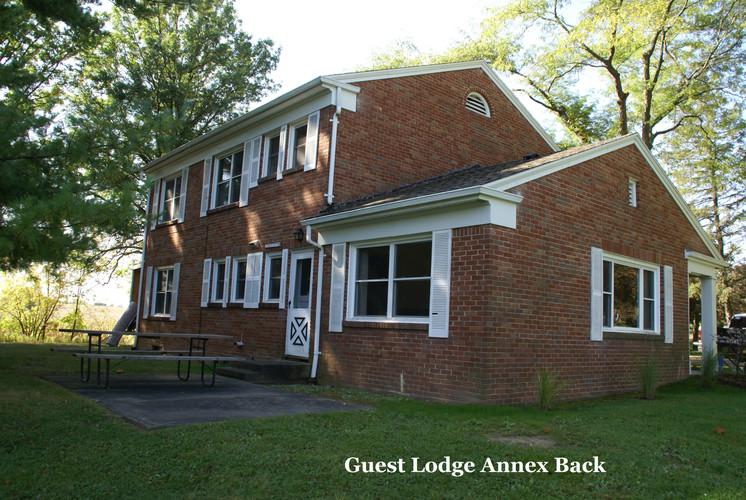 Guest Lodge Annex Back