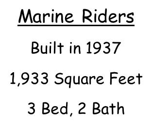 Marine Riders