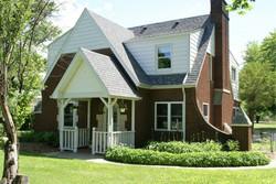 Pollett House Front