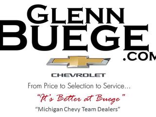 Sponsor Spotlight: Glenn Buege Chevrolet