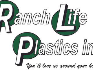 Sponsor Spotlight: Ranch Life Plastics