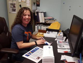 Volunteer Spotlight: Roxanne Partak