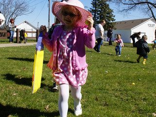 Spring kicks off with Easter Treat at the National Home!
