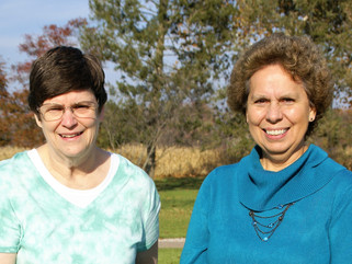 Rhonda and Jo: Honoring More Than 35 Years of Service.