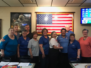 Auxiliary #3944:  Making a Difference in Veterans Lives.