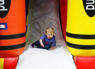 UAW Carnival a hit with National Home children