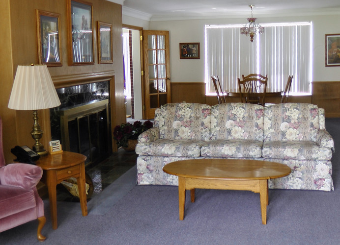 Guest Lodge Sitting Area