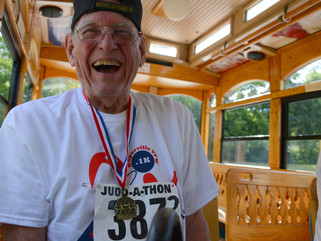 Judd A Thon 2016: Small distance = big benefit for the National Home