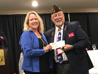 The National Home Attends VFW Department of Maryland State Convention!