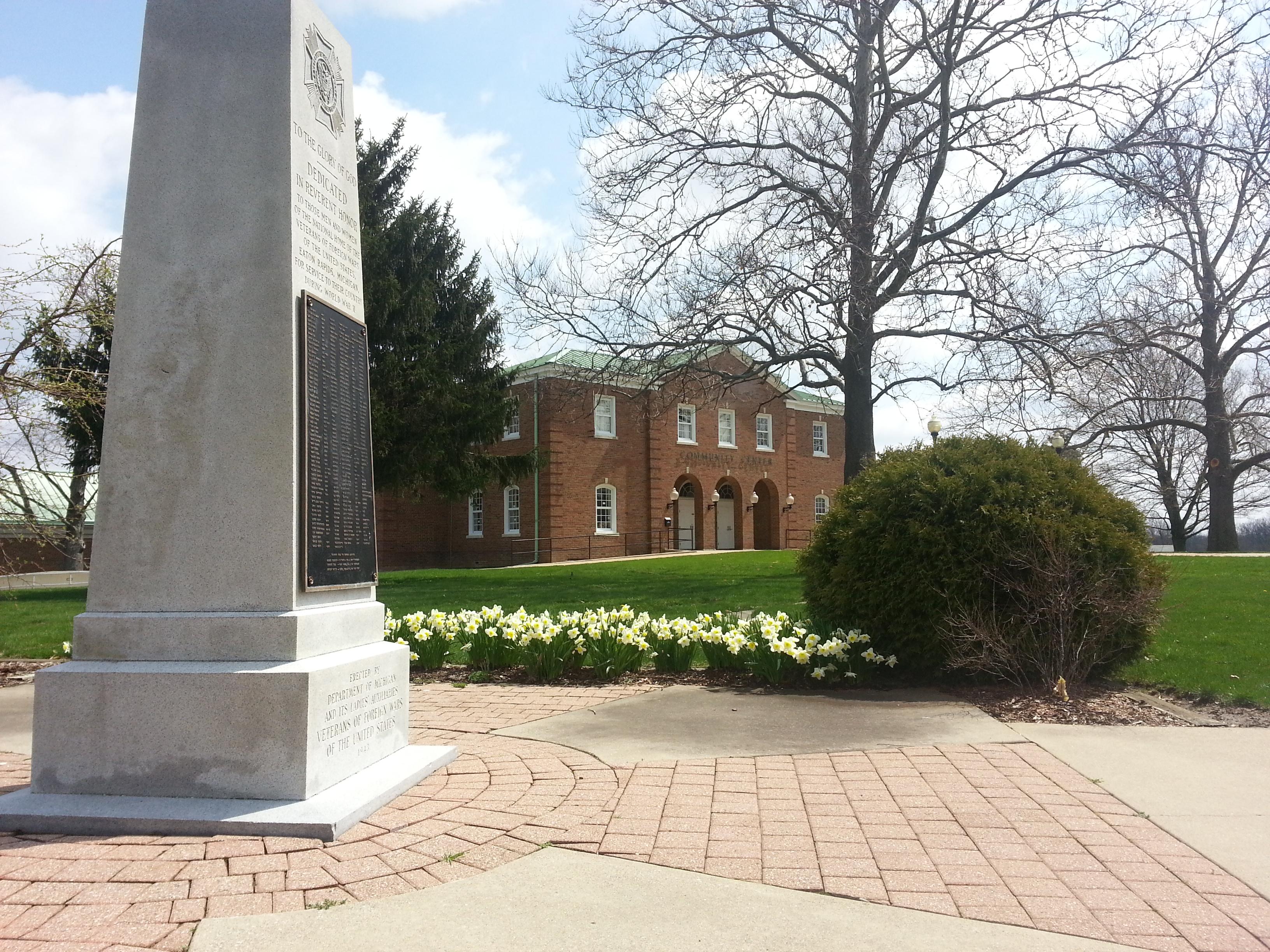 World War II Monument