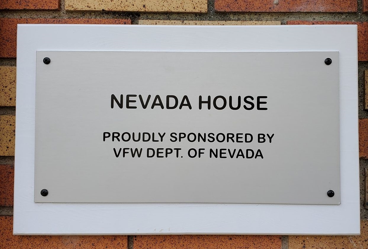 Nevada Plaque