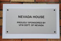 Nevada Plaque