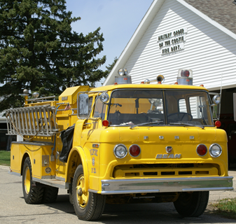 Cootie Fire Department