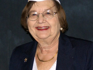 The National Home Says Farewell to Barbara Stodgell