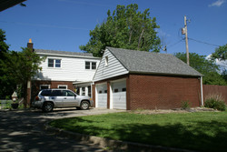 Pollett House Side