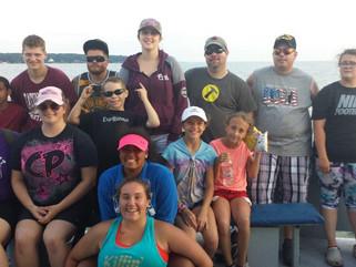Lake Erie Fishing Trip 2016!