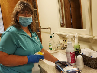 National Housekeeping Appreciation Week, A Staff Spotlight: Kim Faggion