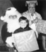 historical photo of Cootie Christmas