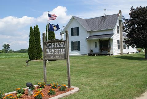 Montana Farmstead