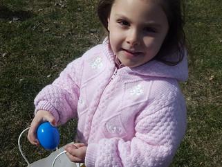 National Home Kids Enjoy Easter Treat!