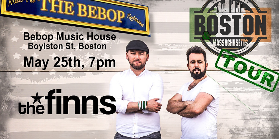 The Finns at Bebop - Boston/MA Tour
