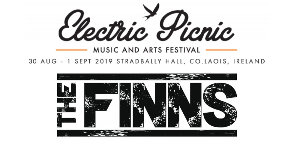The Finns at Electric Picnic