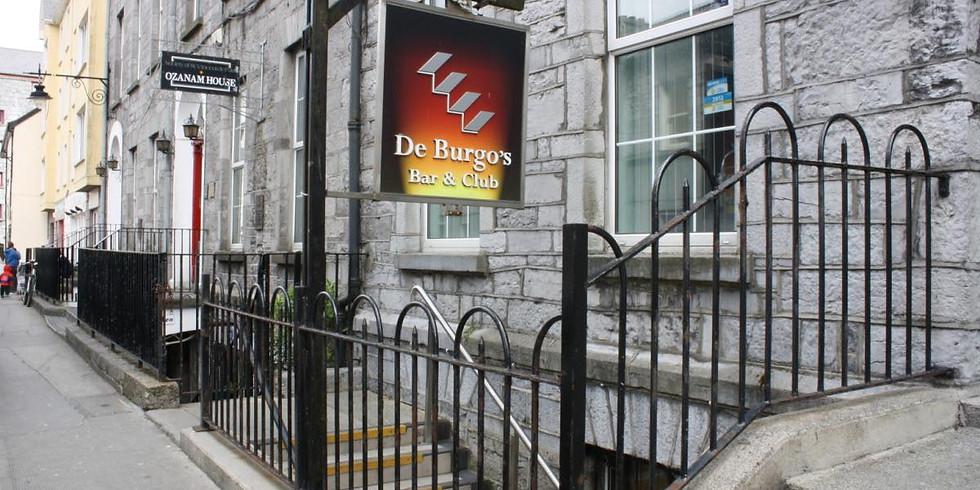 Club De Burgo's, Galway City