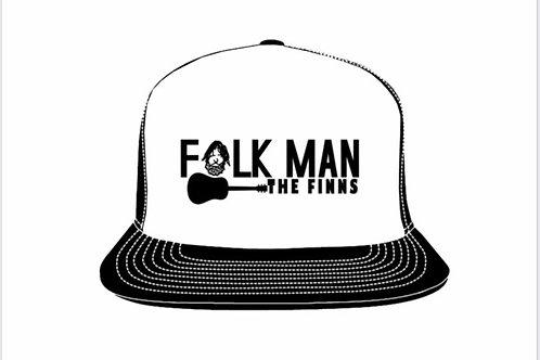 Folk Man Trucker Hat
