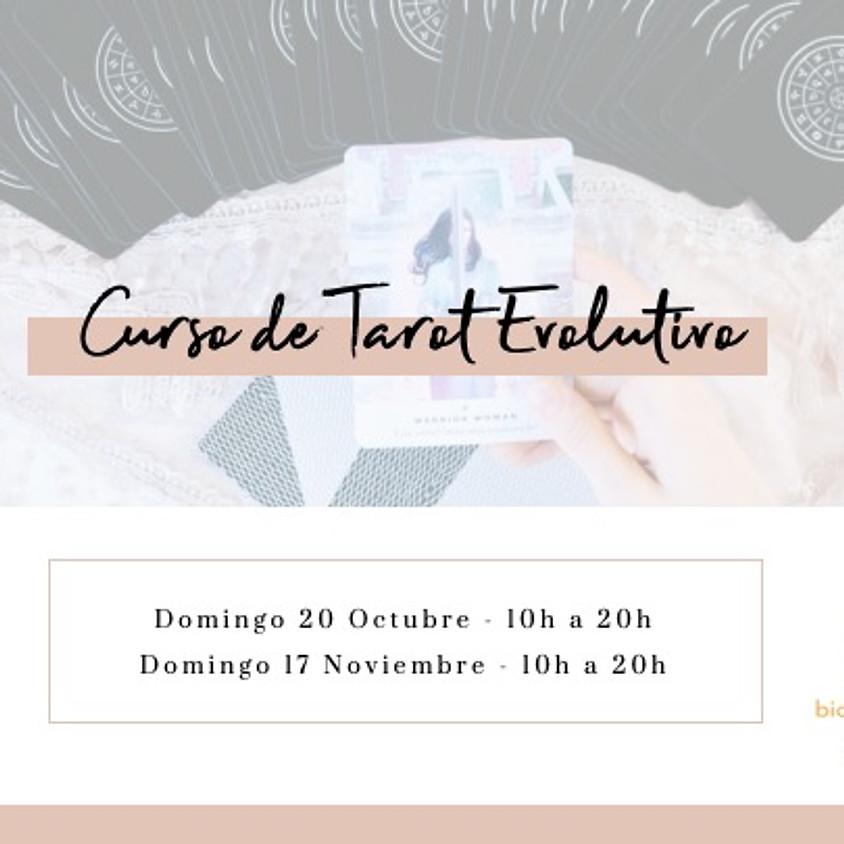 Curso de Tarot Evolutivo (Valencia)