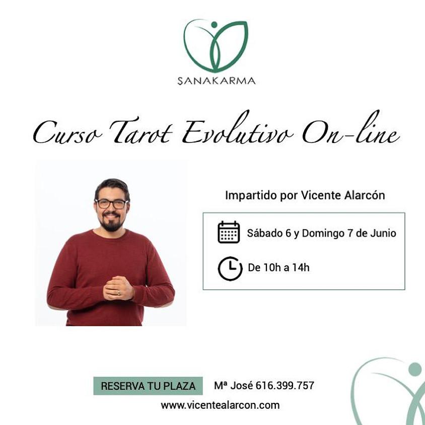 Curso Tarot Evolutivo Online - 6 y 7 Junio