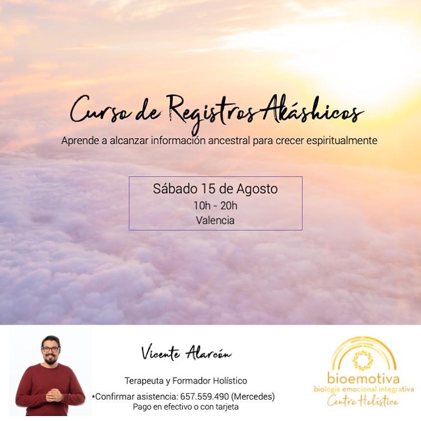 Curso de Registros Akáshicos (Valencia)