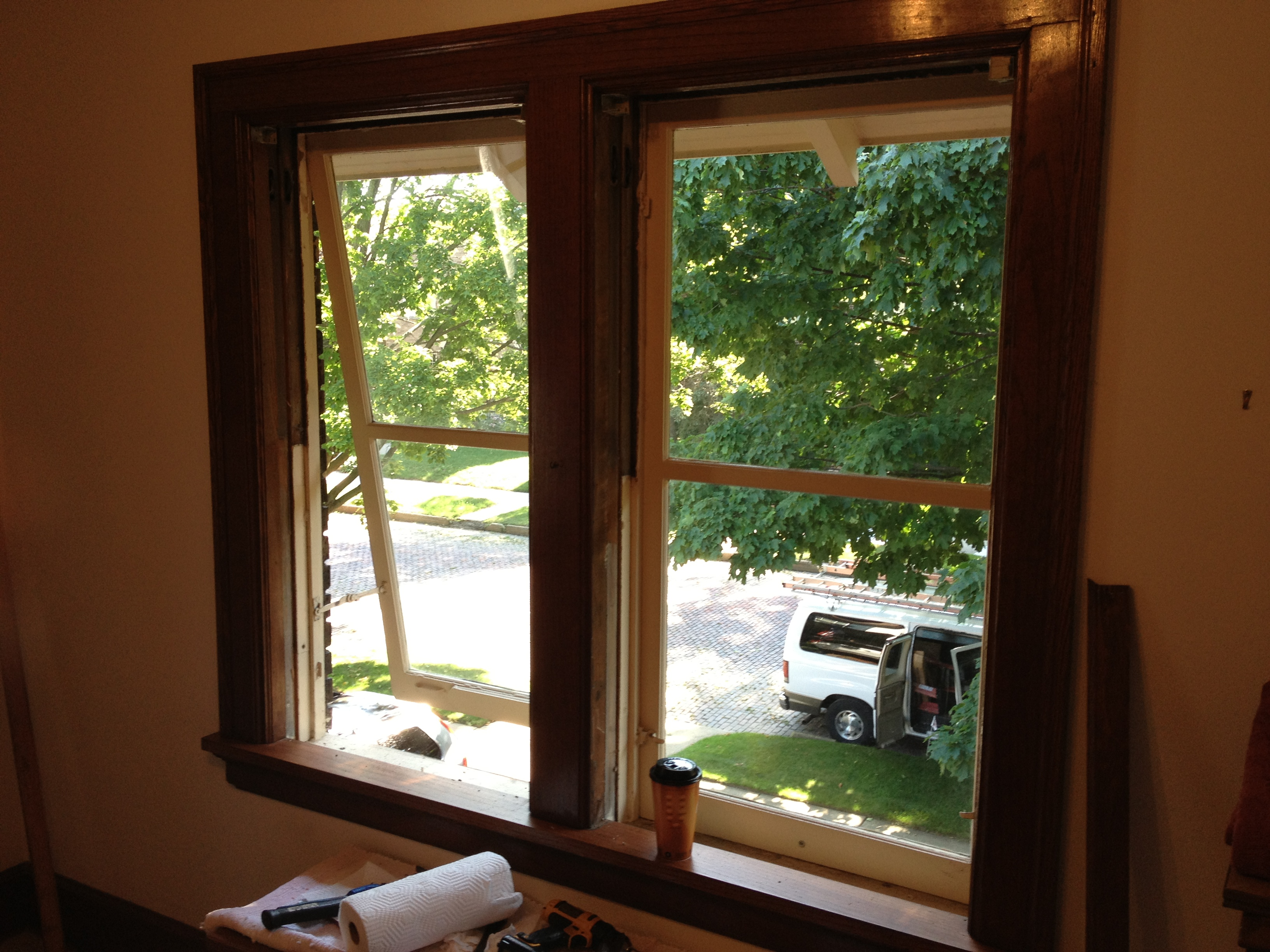d/hung windows replacement