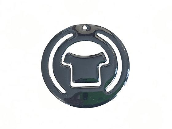 Protector tapa de gasolina Tvs Apache 160, 180 y Honda Cbr250