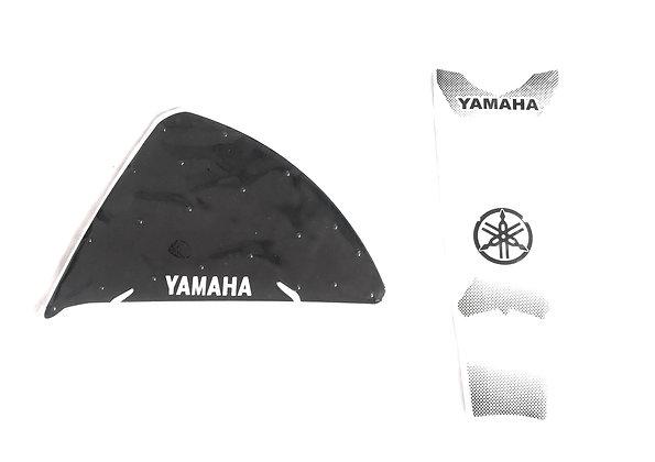 Protector de tanque + pierneras con stop grip Yamaha Fz 2.0