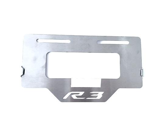 Protector placa Yamaha R3