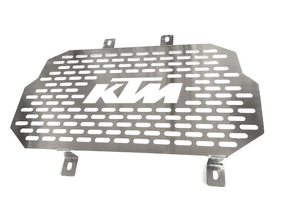 Protector radiador KTM Duke 200 y 390