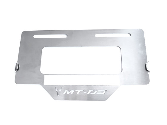 Protector placa Yamaha MT-03