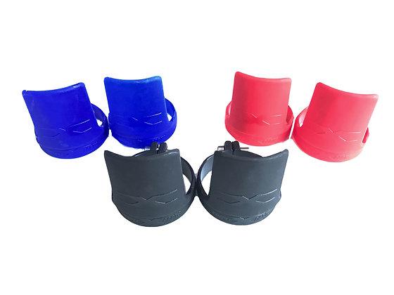 Protectores de polvo barras telescópicas
