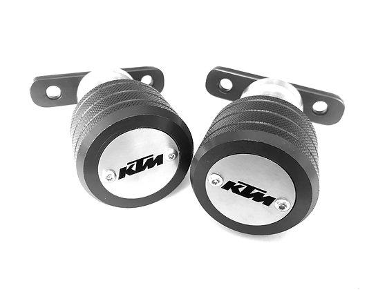 Sliders KTM Duke 200 y 390