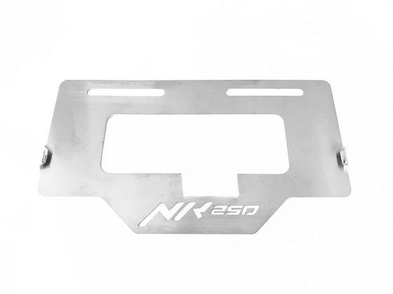 Protector placa Cf moto NK 250