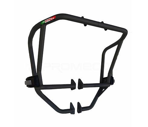 Defensa sliders con alerones Honda XRE300
