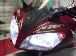 Iluminación led Yamaha R15