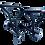 Thumbnail: Defensa sliders con alerones Suzuki Gixxer 250