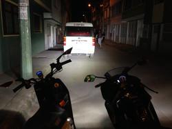 Iluminación led motos