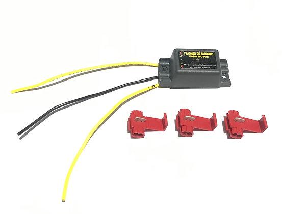 Flasher de luces estacionarias Pulsar, Dominar 400 y Apache RTR 200