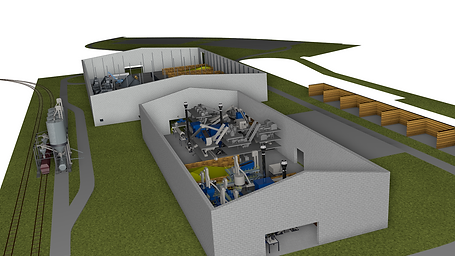 Recycling Equipment Engineering | Recycling Automation Systems US