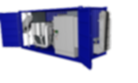 Mobile Puncher | dry defibration to fiberies paper and cardboard | plastic metal e-waste recycling | Recycling Automation Systems US